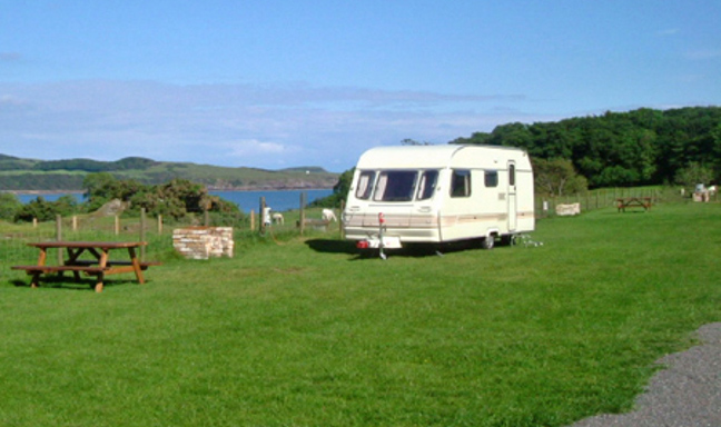 Elegant Static Caravan Holiday Hire At Eyemouth Berwickshire