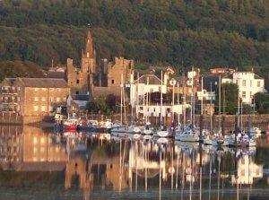Find Kirkcudbright accommodation
