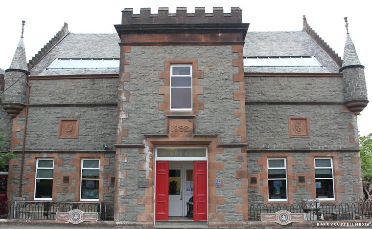 Kirkcudbright Museum