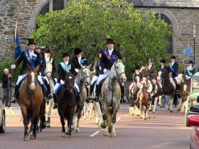 Kirkcudbright Riding Of The Marches