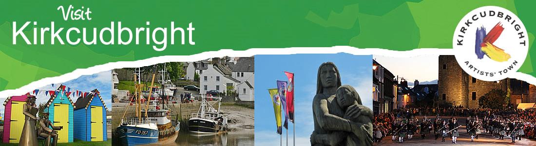 Visit Kirkcudbright, Scotland UK