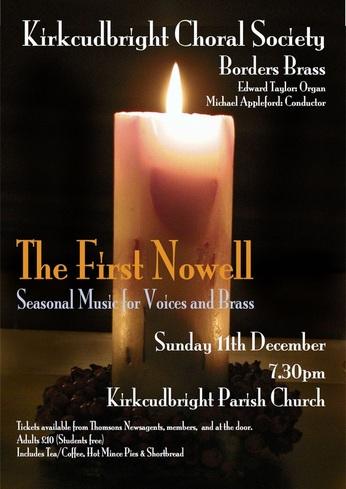 Kirkcudbright Choral Society @ Kirkcudbright Parish Church | Kirkcudbright | Scotland | United Kingdom