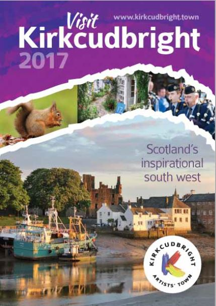 Visit Kirkcudbright 2017 brochure launch @ Parish Church Hall | Kirkcudbright | Scotland | United Kingdom