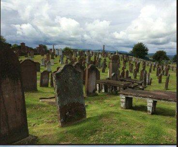 Kirkcudbright Kirkyard Tours @ Kirkcudbright Kirkyard   Kirkcudbright   Scotland   United Kingdom
