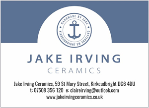 Jake Irving Ceramics