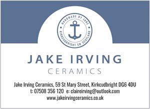 Jake Irving Ceramics